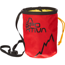 La Sportiva Chalk Bag red